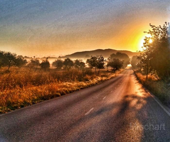 Morning-drive