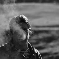 portrait-photography-smoke