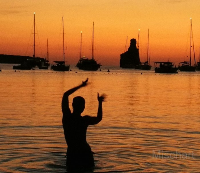 Sunset-offering